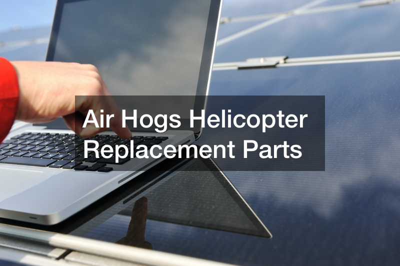 Air Hogs Helicopter Replacement Parts